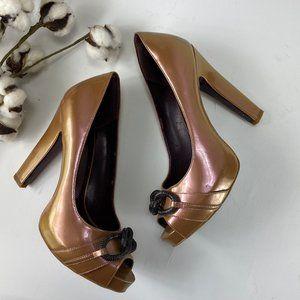 Jessica Simpson DAILA High Heels Womens Size 7.5B